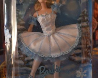 Barbie as Snowflake