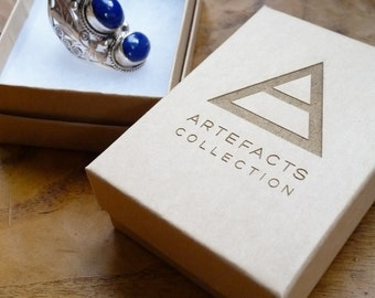 Custom Branded Lasercut Ring Boxes { Jewelry boxes, custom packaging, displays, custom boxes, branded, personalized box }
