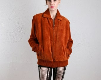 SALE- Suede & Wool Jacket
