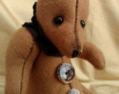 Sir Cogsley Buttons, 9inch bear by Bedlam bears