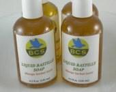 Mango Sorbet Scented Liquid Bastille Soap