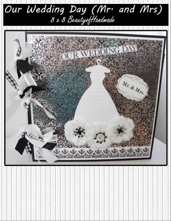 Premade Wedding Scrapbooklove Albumpremadefamily
