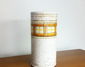 Mid Century Aldo Londi for Bitossi Rosenthal Netter Vase