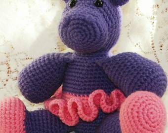SALE** Custom Tasha the Hippo