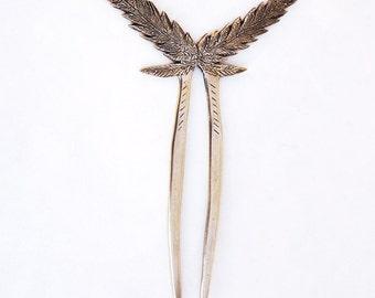 Laurel hair fork