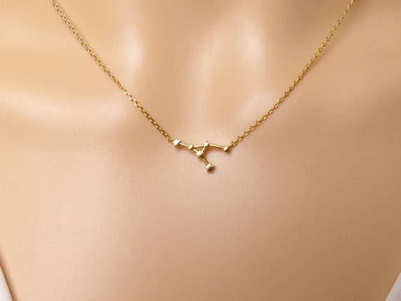 High quality zodiac cancer constellation necklace zodiac like this item aloadofball Image collections