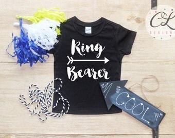 Ring Bearer Shirt / Ring Security Shirt Ring Bearer Outfit Wedding Rehearsal Tee Wedding Shirt Wedding Clothes Cute Ring Bearer Shirt 101