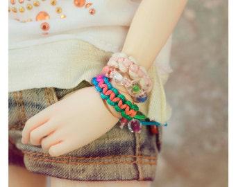 Friendship Bracelets - Set of 5 MSD Slim MSD minifee