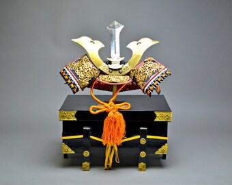 Samurai Helmet Kabuto Decoration