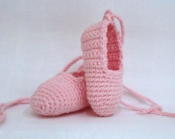 Baby Ballerina Shoes ROSA