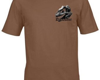 Dinosaur t shirt- funny tshirts, unique gifts for men, graphic tee, mens t shirts, gifts for dad, grandfather gift, dad birthday, t rex, uk