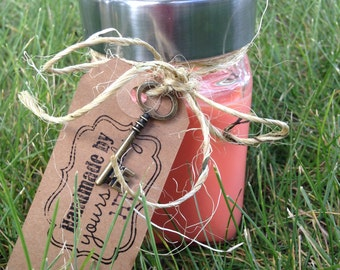 Amber Woods Soy Candle