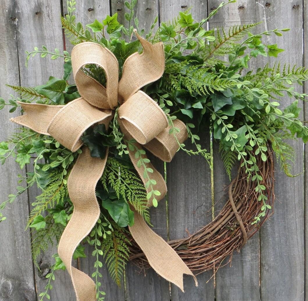 Summer front door wreaths -  Zoom