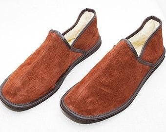 Mens low slipper