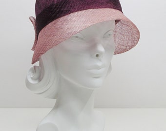 Duet - hat Cloche from sinsmey.