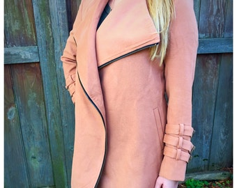 Womens camel coat