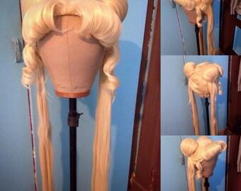 Sailor Moon Usagi Cosplay Wig