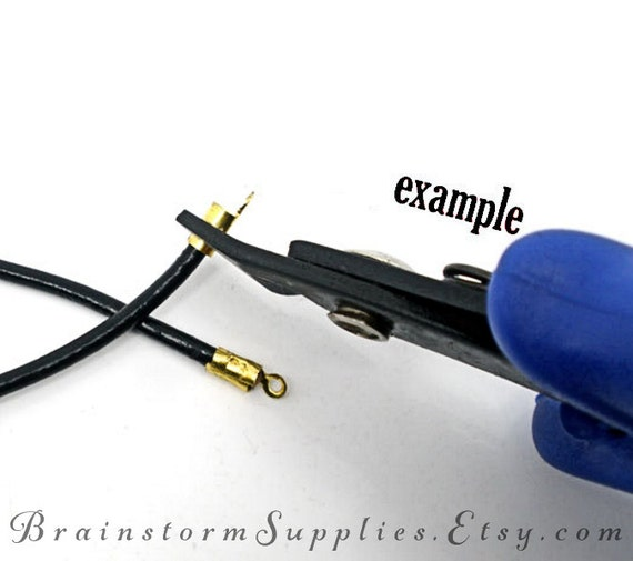 crimping pliers jewelry pliers end cap crimper for jewelry jewelers tool for jewelry. Black Bedroom Furniture Sets. Home Design Ideas