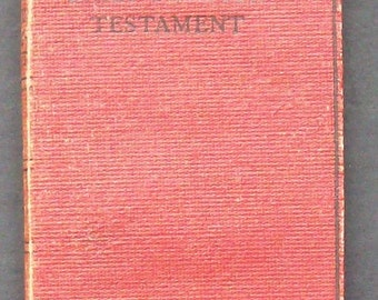 The 'Daily Portion' New Testament