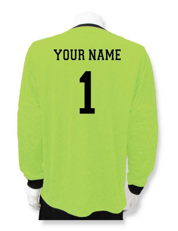 Soccer Jersey Personalized with Your Name and Number on Back 0bAeG