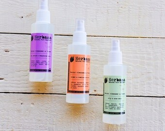Facial Toners & Cleansers, Facial Care, Natural Face Care, Toning, Firming, Cleansing, Revitalising, Skin Care, Organic by Herbana cosmetics