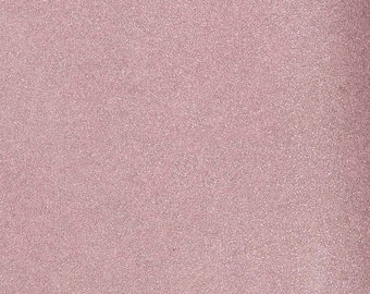 "Sparkle Glitter Vinyl Upholstery Fabric - Sold By The Yard - 54""- Pink"