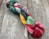 Cornucopia - Everyday Sock - 75/25 SW Merino, Nylon - 463 yds - 100g