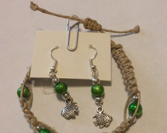 Fish Jewelry Set