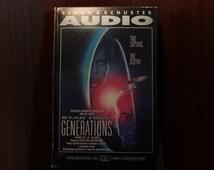 AUDIO BOOK on tape Star Trek the Next Generation