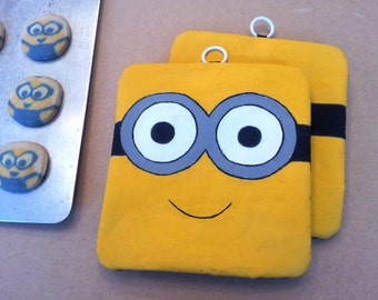 Minion-like Potholder