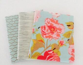 Fat Quarter Bundle Chatsworth by Emily Taylor Designs for Riley Blake Designs -3 Fabrics