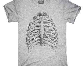 Anatomy Medical Rib Cage T-Shirt, Hoodie, Tank Top, Gifts