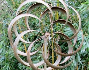 Brambleton Lane Copper Plated Wind Dancer