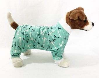 Marnie's Dog Pajamas - Handmade Dog Clothes, Dog Clothing, Dog Apparel