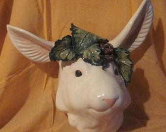 Fabulous, perfect Rabbit Head by Sonya Magill