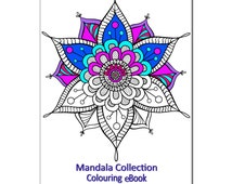 Popular Items For Pdf Coloring Pages On Etsy