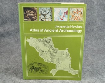 Atlas Of Ancient Archaeology 1975