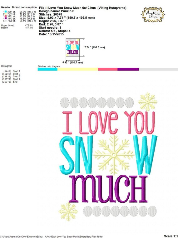 I love you snow much 4x4 5x7 6x10 7x11 8x8 christmas for 7x11 bathroom layouts