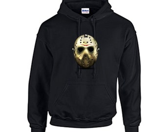 Jason Mask Friday the 13th Hoodie