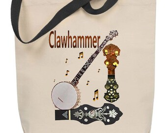 Clawhammer Tote Bag