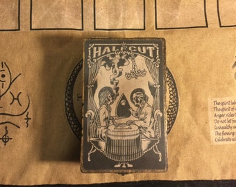 Fortune teller tarot box