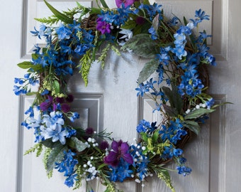 Spring Wreath, Summer Wreath