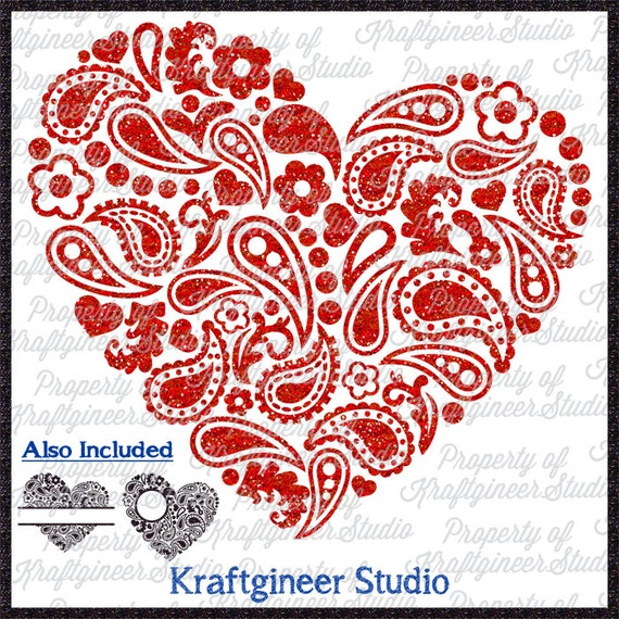heart svg cut file for cricut silhouette scan n cut commercial use