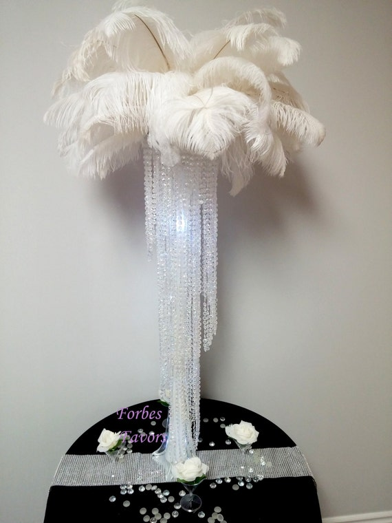 38 Glamorous Spiral Chandelier With Deluxe Ostrich