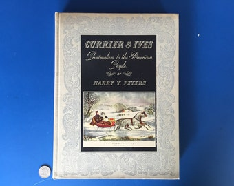 Currier and Ives Book