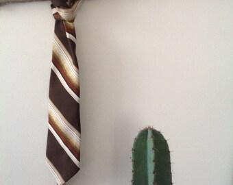 Vintage 1970 Mens Tie