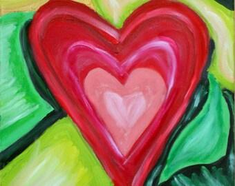Healing Heart