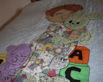 Baby or Crib Blanket