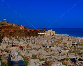 San Juan Graveyard_Ultra High Def Art