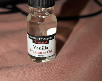 Vanilla 10ml Fragrance Oil